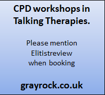 Grayrock workshops in talking therapies
